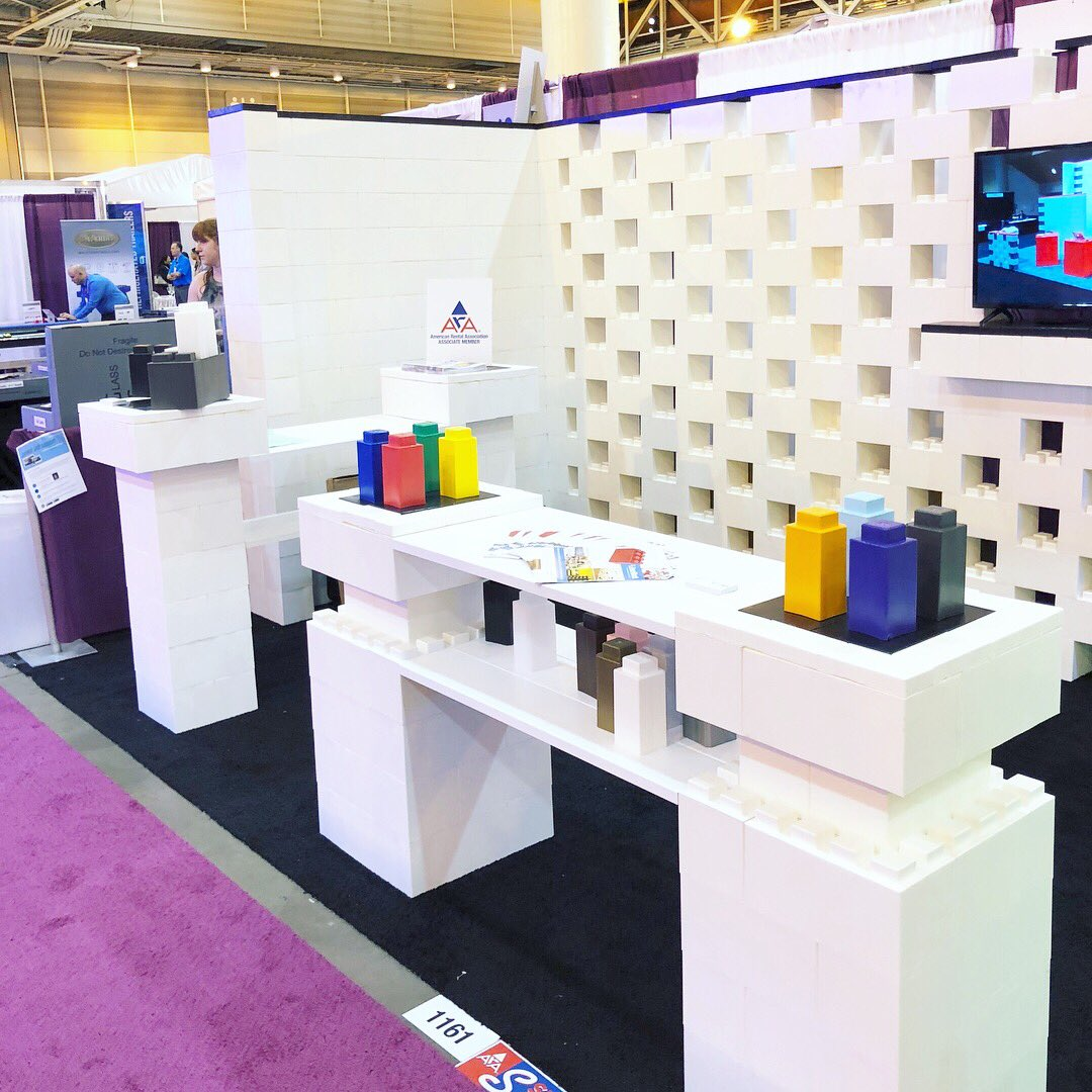 "everblock systems on twitter: ""come visit #everblock at booth #1161"