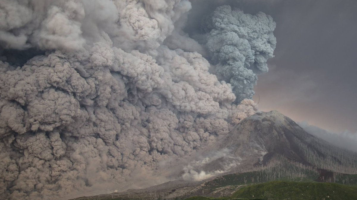 Watch How to Make a Model Volcano Pyroclastic Flow video