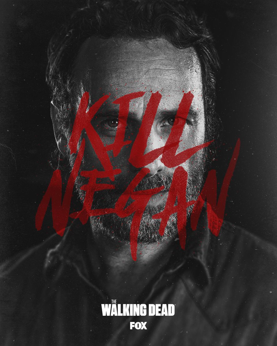 It's ON. #TheWalkingDeadUK returns in on...