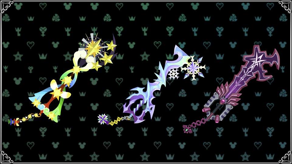 Kingdom Hearts Ux On Twitter Happy Monday Keyblade Wielders Have