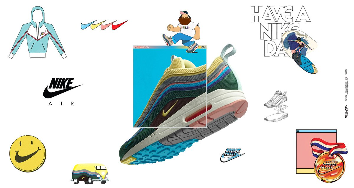 bafc149bb1 ... j23 iphone app on twitter nike air max 1 97 vf sw sean wotherspoon  releasing march