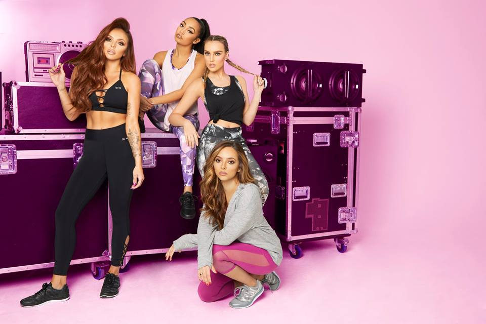 The girls in their @USAProUK gear is our ultimate #MondayMotivation 😍💪 LM HQ x