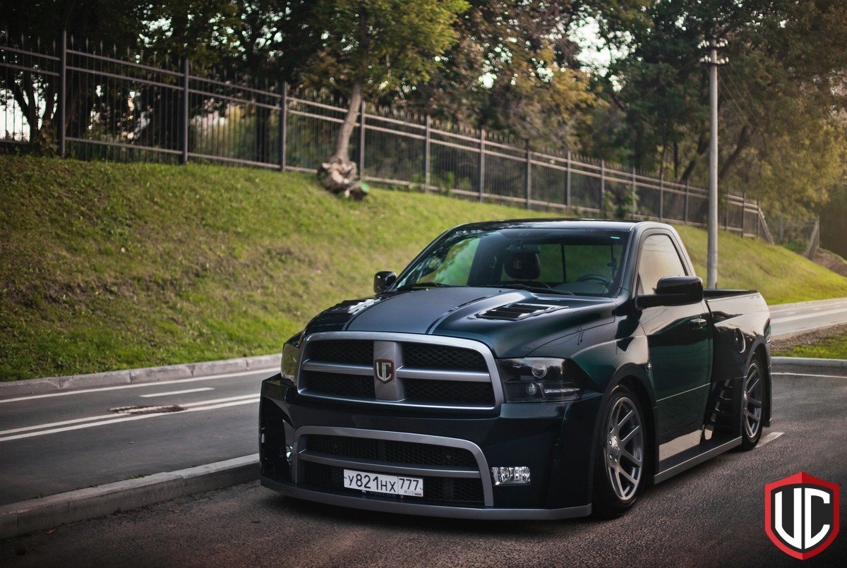 vc tuning on twitter custom vc tuning dodge ram widebody. Black Bedroom Furniture Sets. Home Design Ideas
