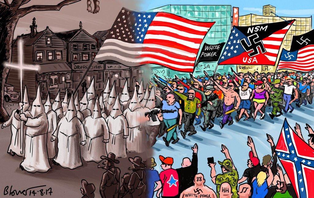 fascism Underground Reich Nazi war politics alt-right crime corruption business corporations globalism oligarchy