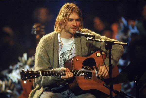 I\d rather be hated for who I am, than loved for who I am not. - Happy Birthday Kurt Cobain.
