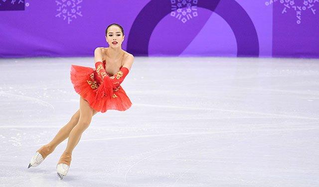 В WADA открестились от срыва тренировки российской фигуристки на Олимпиаде:  https://t.co/sKEBmoW97h