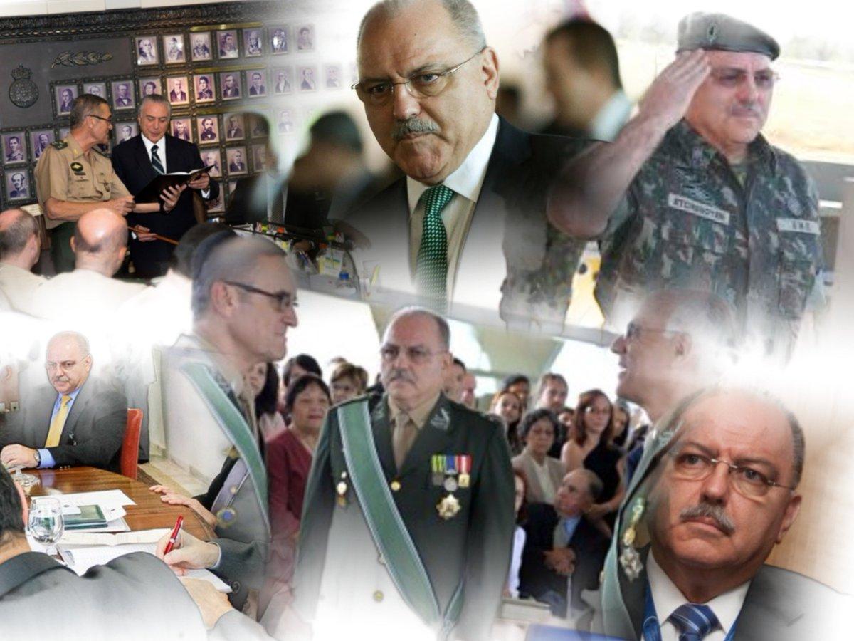 Xadrez de Sérgio Etchgoyen, o comandante de fato do governo, por Luis Nassif https://t.co/KKx2ZsCB3l