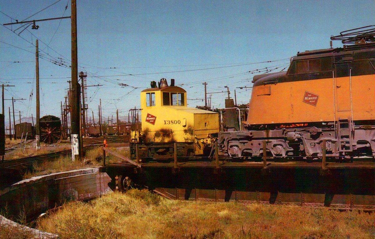 DWbK maWkAATbuK - Electric Railroad through the Rockies
