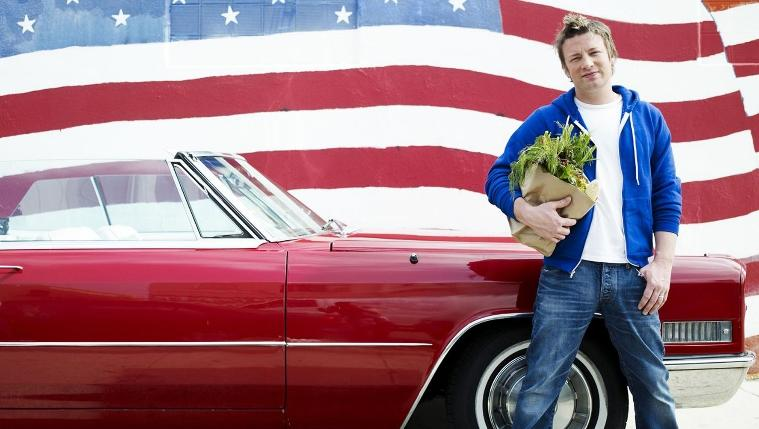 .@jamieoliver explores Mexican cuisine in Los Angeles in Jamie'sAmerican Road Trip from 9pm #whattowatch