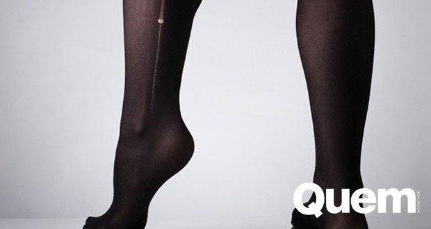 12ba5dcfeec Meia calça garante ser 10 vezes mais resistente do que o aço  vem ver!