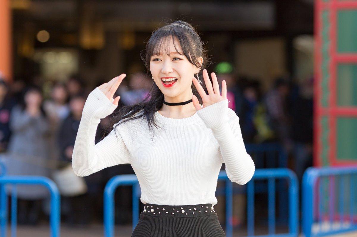 2018.2.18 러블리즈  류수정  #러블리즈 #lovelyz #류수정...