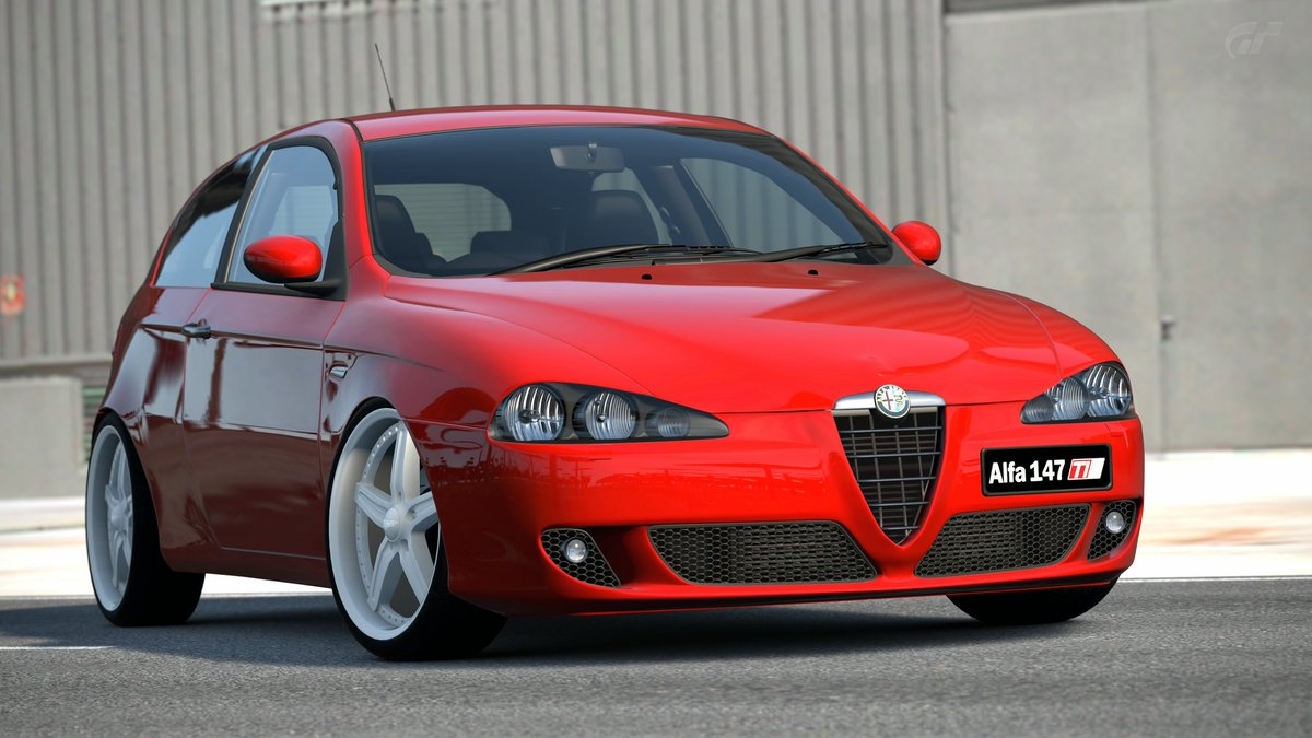 Модель Alfa Romeo 147, прекрасный приз за максимум был бы. https://t.