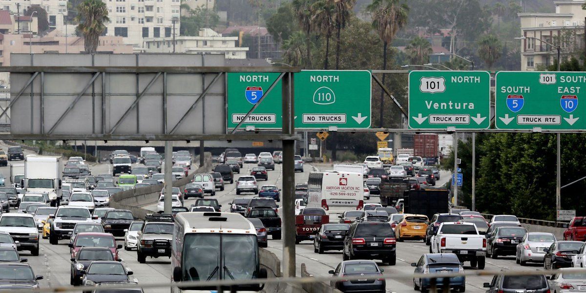 Los Angeles, Moscow, New York top list of world's most gridlocked cities https://t.co/BNEmu6WVbk