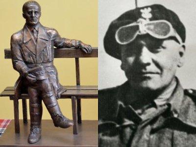 Polish war hero General Stanislaw Maczek is to be honoured with a statue at Edinburgh City Chambers https://t.co/Bd8rkcohR8