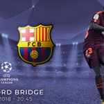 ⚽Chelsea - FC Barcelona 🏆 @ChampionsLeague 📆 20/02...