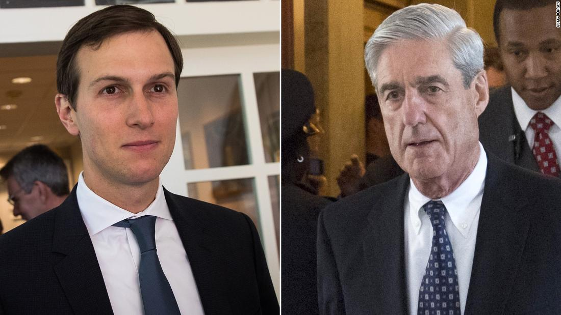 Exclusive: Special counsel Robert Mueller's interest in Jared Kushner has grown to include his efforts to secure financing for his company from foreign investors during the presidential transition https://t.co/Y7jOtwau1S