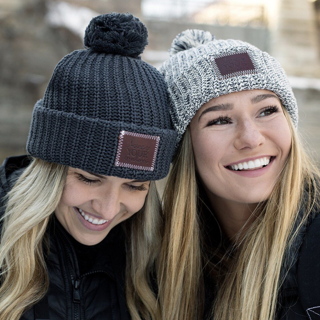 037e433edb7 We just launched 20 different cotton pom beanies at http   loveyourmelon.com  . Choose your favorite today and impact the lives of children battling  cancer.