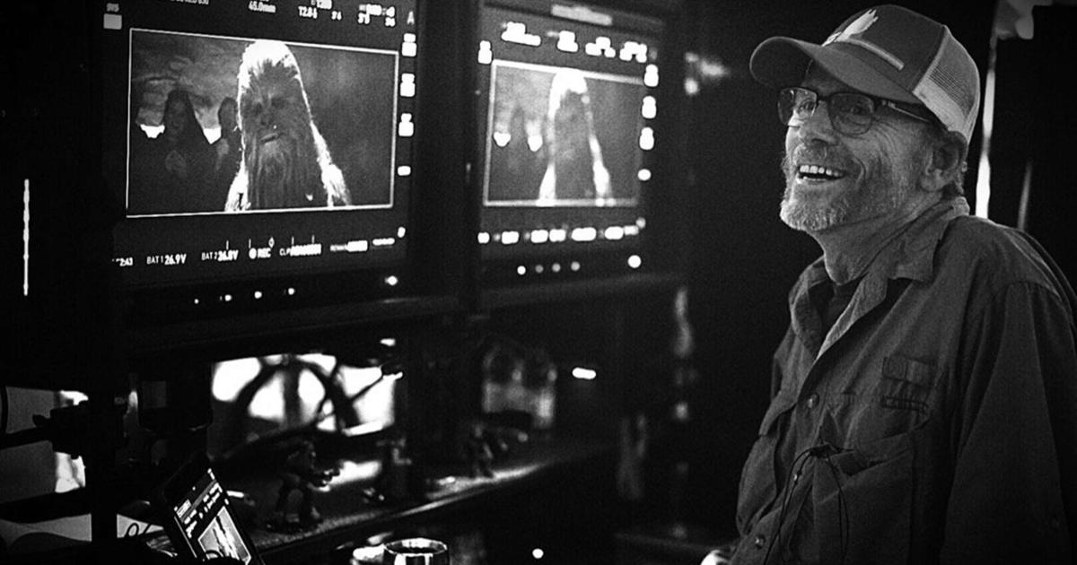 Why Ron Howard joined 'Solo: A #StarWars Story' in its time of upheaval: https://t.co/9tcnpBdgwn #HanSolo