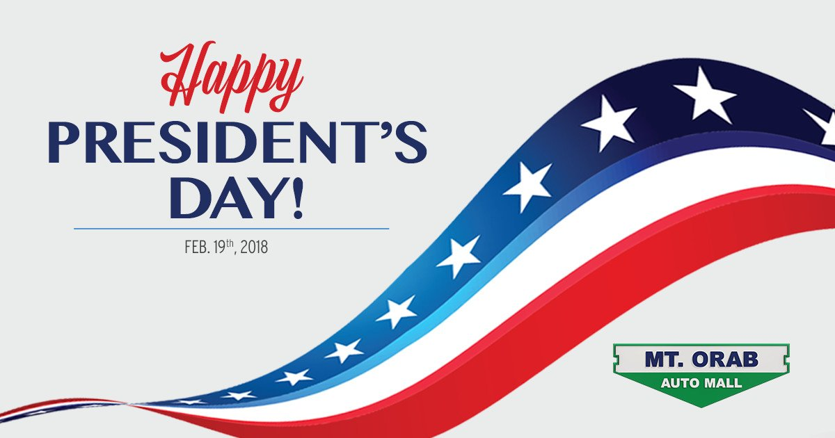Mt Orab Auto Mall >> Mt Orab Auto Mall On Twitter Happy Presidents Day
