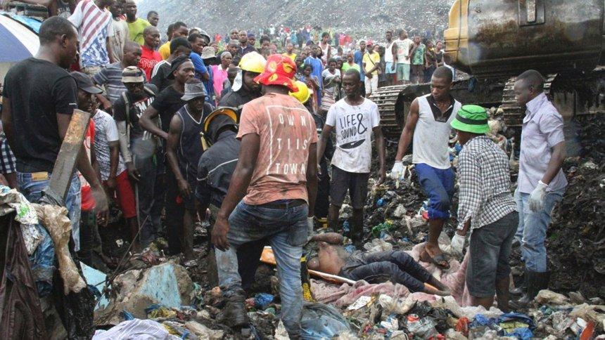 Von Müll begraben: Mindestens 17 Tote durch Abfall-Lawine in Mosambik https://t.co/Kec2HFn6YJ