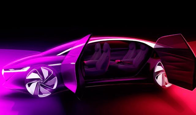 Volkswagen показала концепт роскошного самоуправляемого электрокара: https://t.co/hPsVnkhMnR