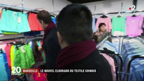 Marseille : le nouvel eldorado du textile chinois https://t.co/66QCORrhZs #Afrique #Chine