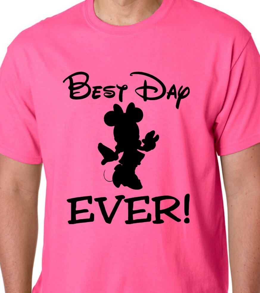 0295ecd2f Excited to share the latest addition to my #etsy shop: Best Day Ever Disney