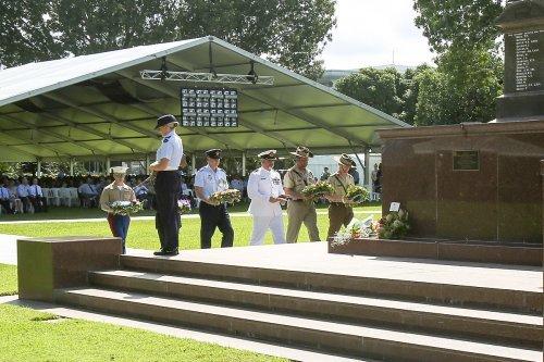 Navy commemorates 76th anniversary of Bo...
