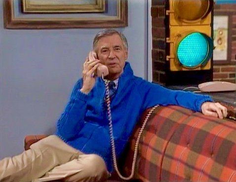 Sony Movie Channel On Twitter Mister Rogers Neighborhood Debuted 50 Yrs Ago Today For More Than 30 Seasons 900 Shows Fred Rogers Taught Us The Value Of Kindness Gratitude And Chilling