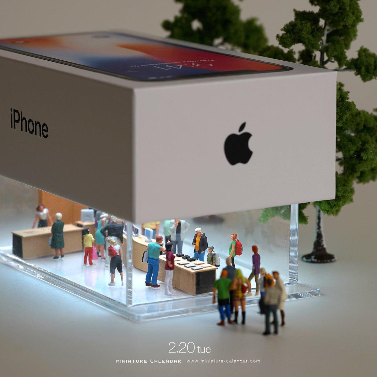 アップルストア iPhone店(テン)   #AppleStore #iPhoneX
