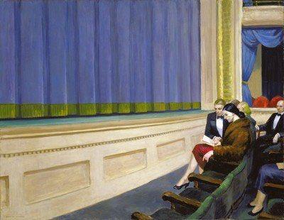 First Row Orchestra, Edward Hopper https...