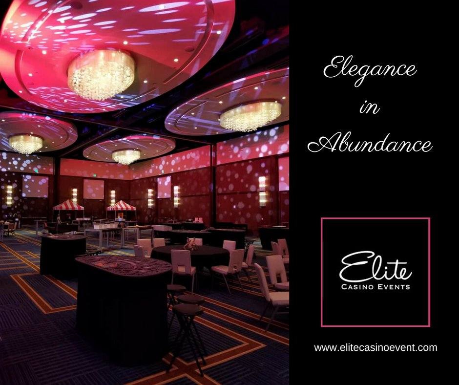 Luxurious experiences brought to you by #EliteCasinoEvents. Elevate your next gathering by calling the casino party specialists at Elite Casino Events. (866) 28-POKER  #CasinoParty #CasinoPartyDallas #CasinoPartyFortWorth #CasinoPartyTexas