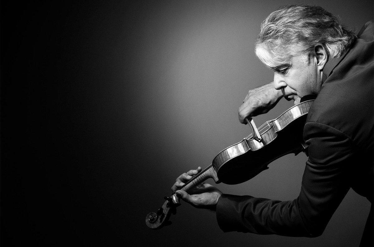 Didier Lockwood, French jazz violinist,...