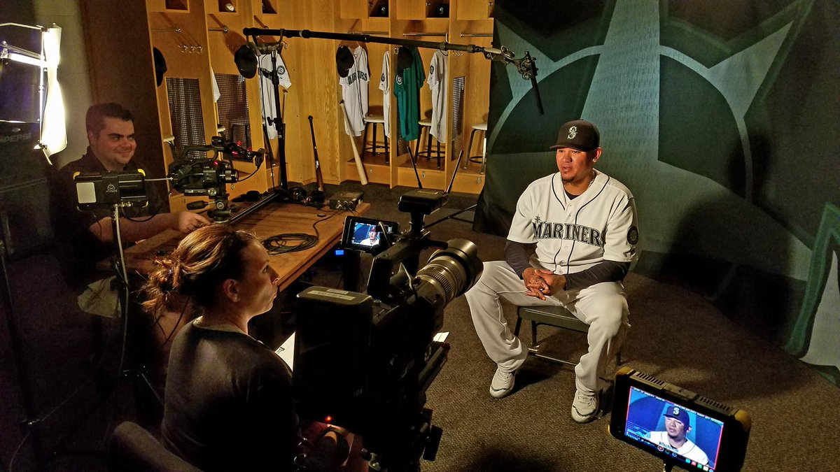 A peek at the @ROOTSPORTS_NW setup in Pe...