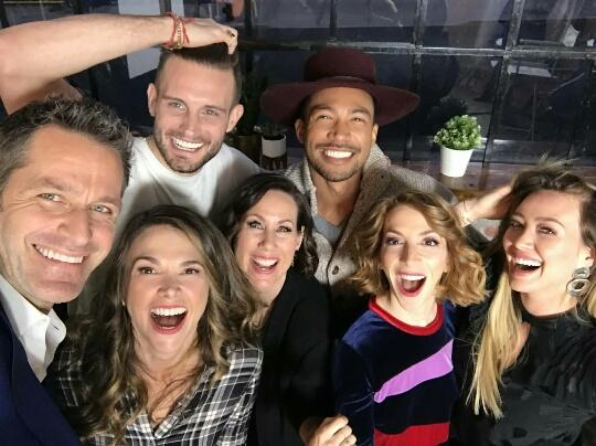 📷|  @youngertv: 'First day back exciteme...