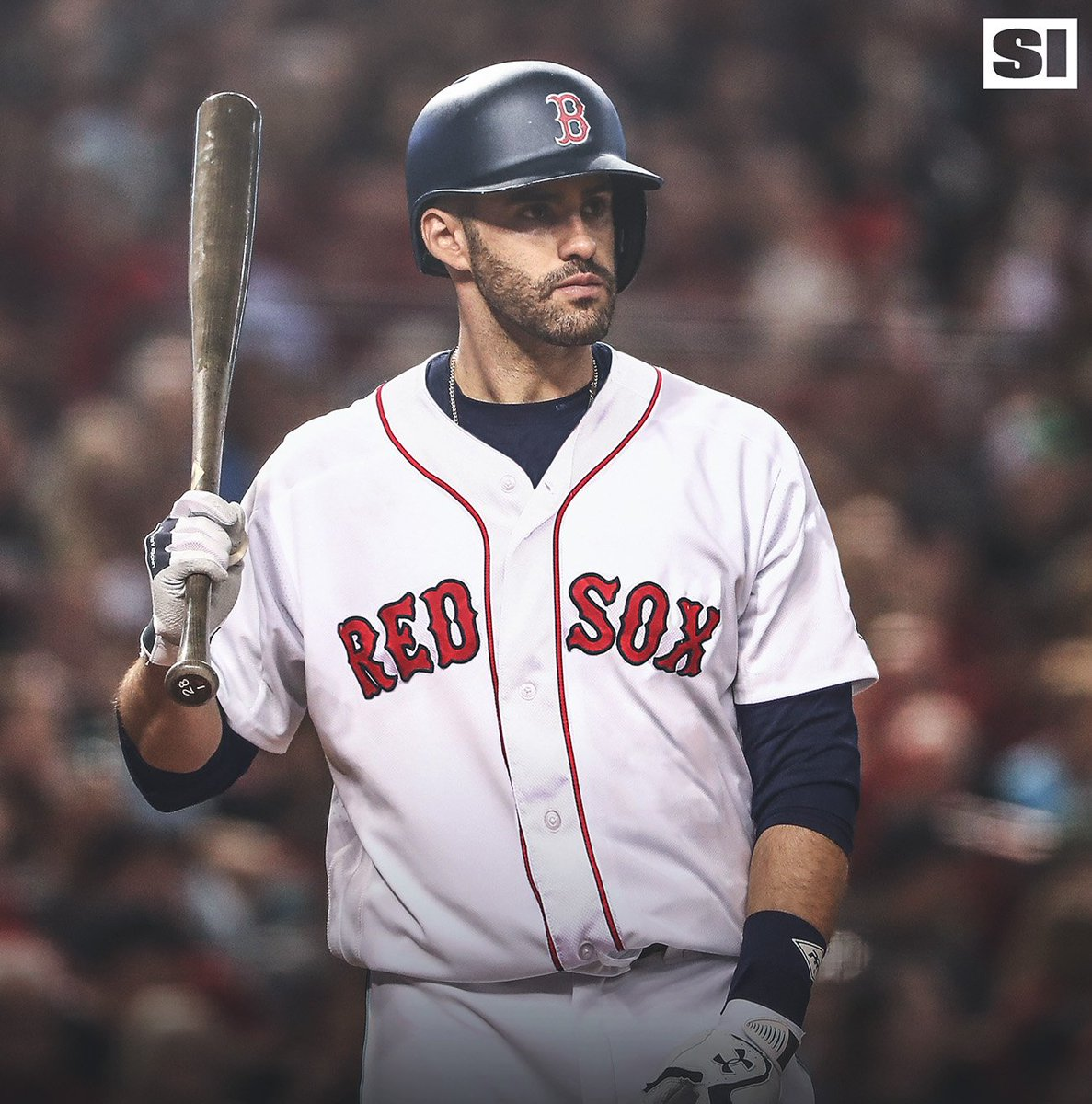 J.D. Martinez is shipping up to Boston h...