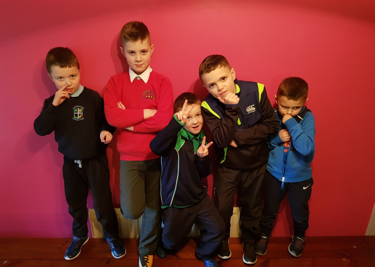 test Twitter Media - The boys are back in town at CMAC today 😁 #cmackids #cmacdrama #boyswillbeboys #kidsdrama #moneymore #midulster #ArtsMatterNI https://t.co/QjwUliuM8P