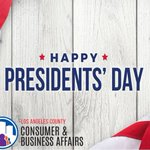 Our offices are closed in observance of #PresidentsDay. We will resume normal business hours tomorrow.
