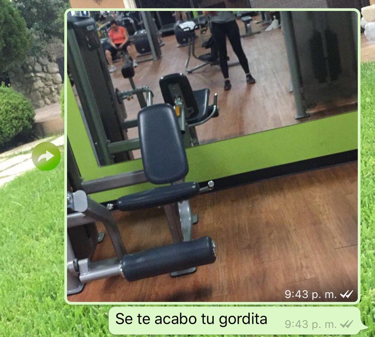 Yo empezando el gym: https://t.co/SIdJLc...