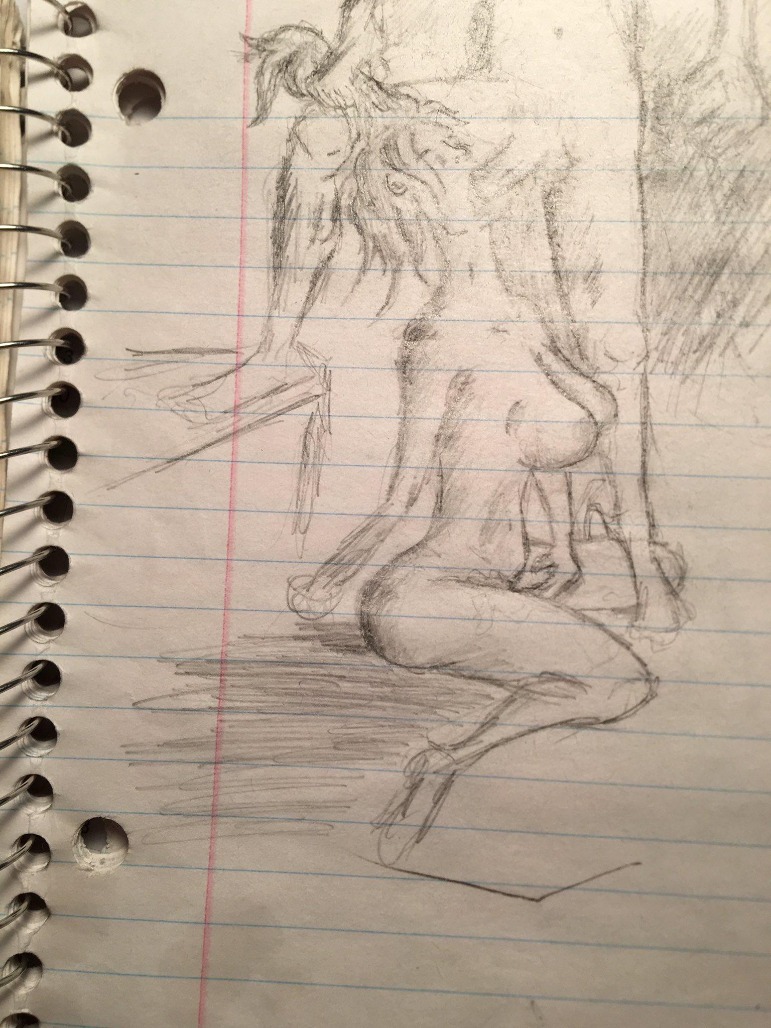 Hardcore love sketches