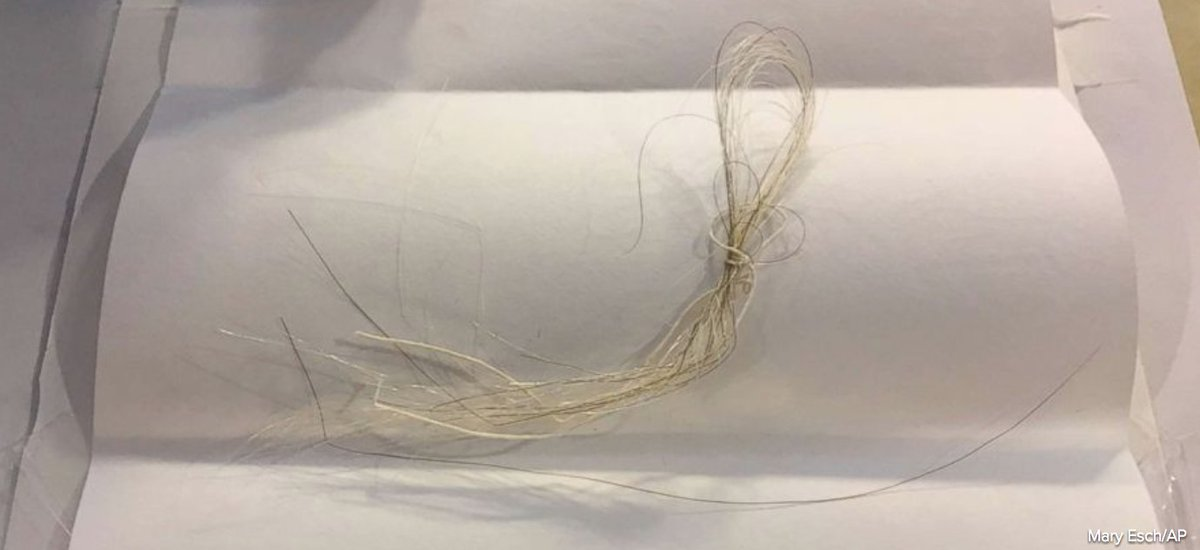 Union College has purportedly stumbled across a lock of George Washington's hair in the contents of a library book — but the school is resisting a DNA test that could confirm the centuries-old find. 'It could be destructive to do DNA testing.' https://t.co/3ZK2yO9DaO