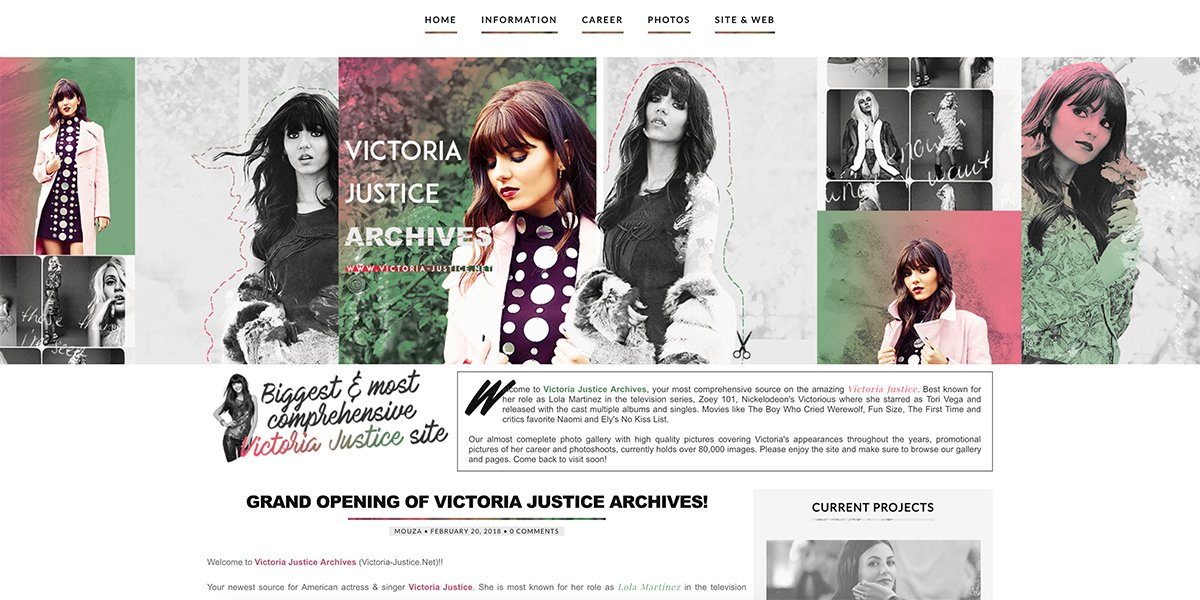 Grand Opening Of Victoria Justice Archives 2018 02 20