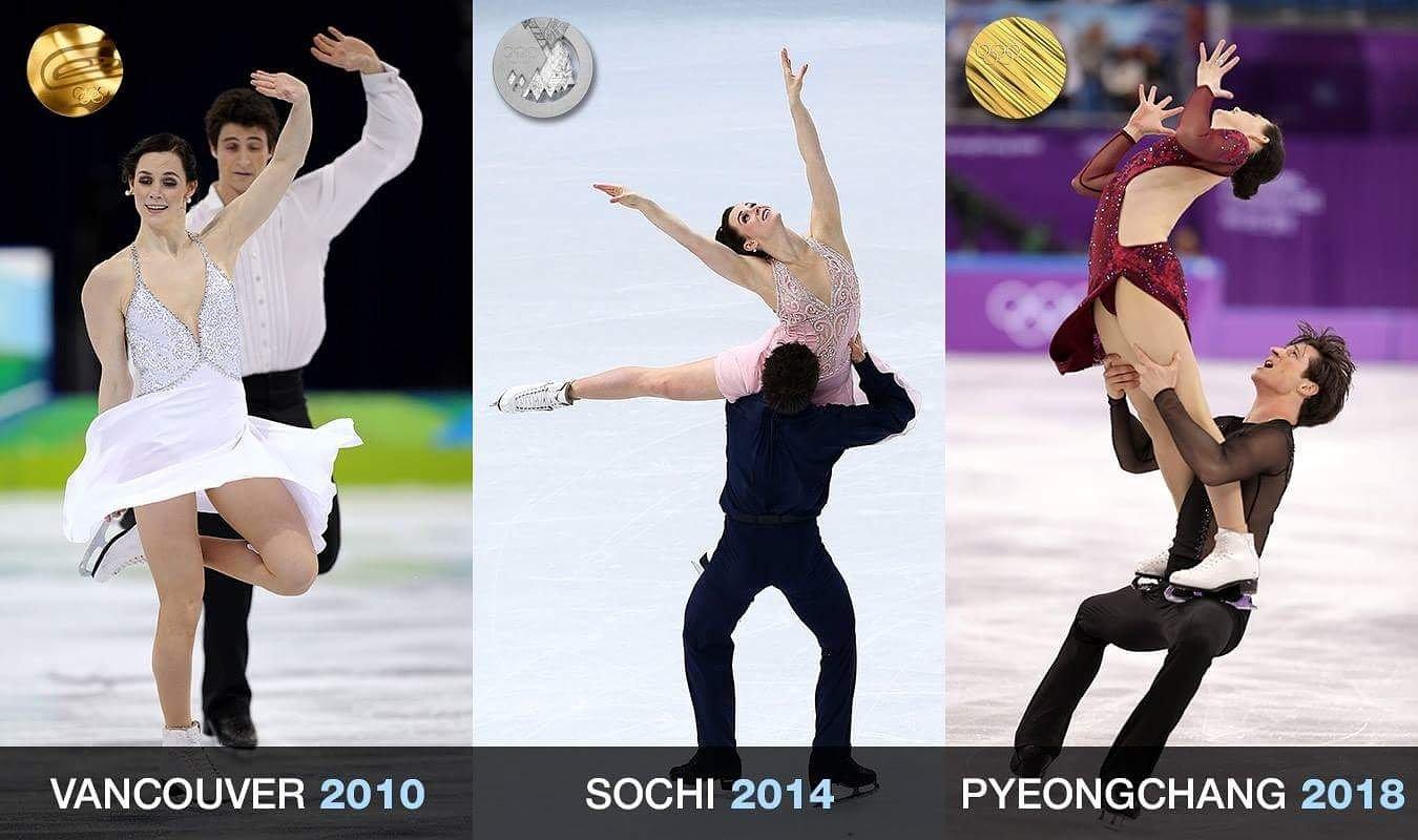 ������ @tessavirtue @ScottMoir @TeamCanada #CAN #FigureSkating #IceDance @ISU_Figure https://t.co/swuRoHePm8