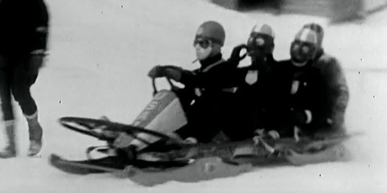 Images show just how much the Olympic bobsled event has changed over the years https://t.co/XCc7blAxfh