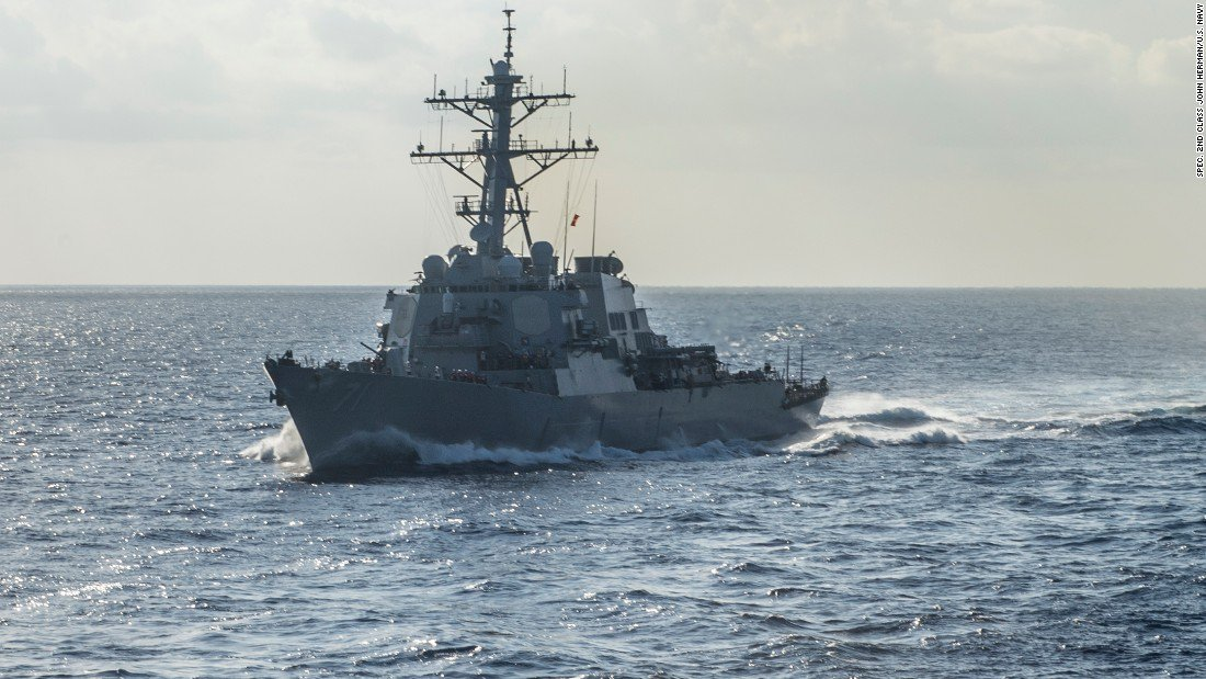 The US Navy is ramping up its presence in the Black Sea as part of a bid to counter Russias increased presence there, a US military official tells CNN cnn.it/2EG1woj