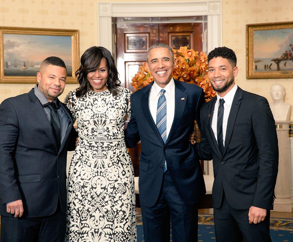 With my big bro Jojo, @MichelleObama & @BarackObama back when the White House was the Kingdom of Wakanda...🙌🏿😩🙅🏾♂️🙅🏾♀️🙅🏾♂️🙅🏾♂️