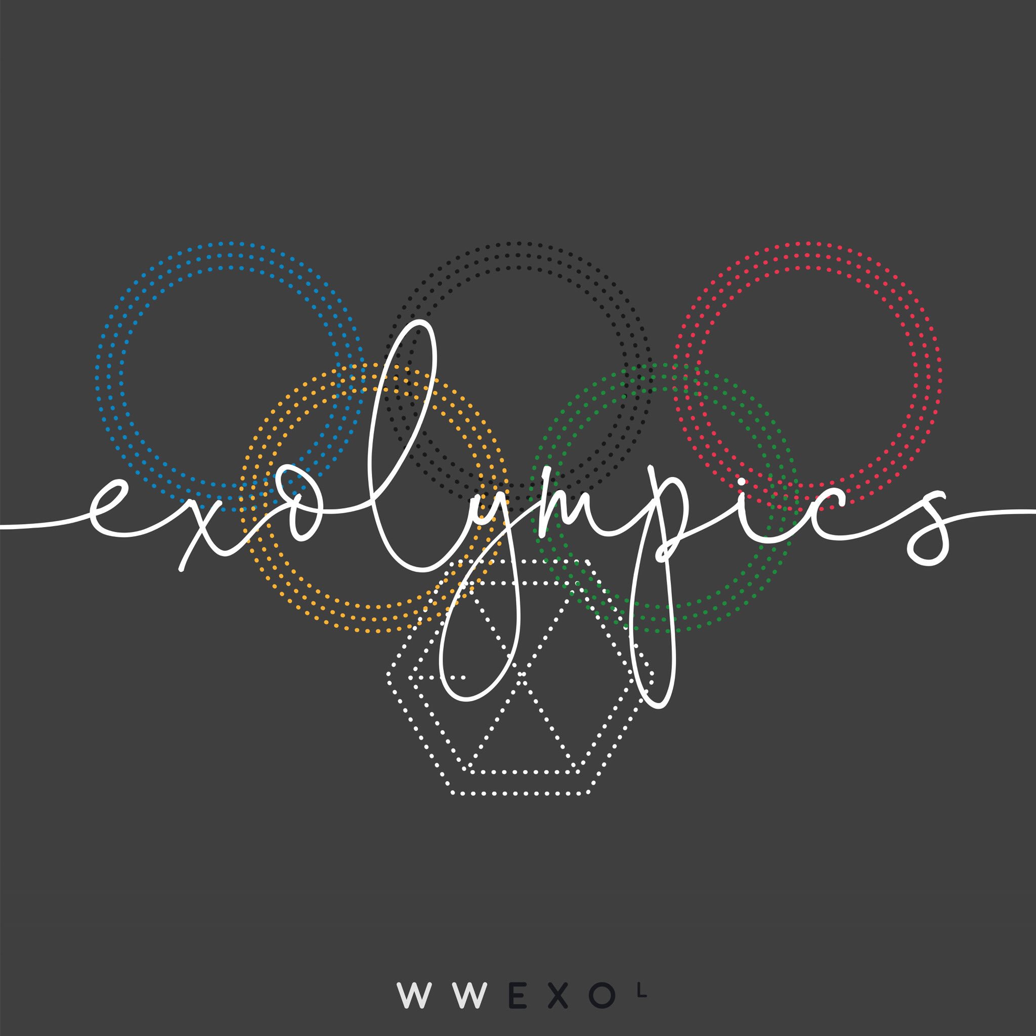 WWEXOL Fanbases' EXOlympics Logo ����  EXOLs version will get posted at 12:30 PM KST. Stay tuned!  #EXOlympicsD5 https://t.co/Ohlwco2gzQ