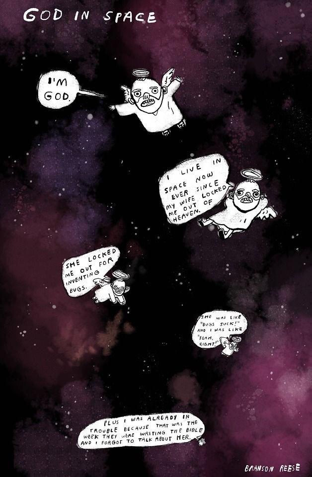 God in Space https://t.co/ukBsubPxo4