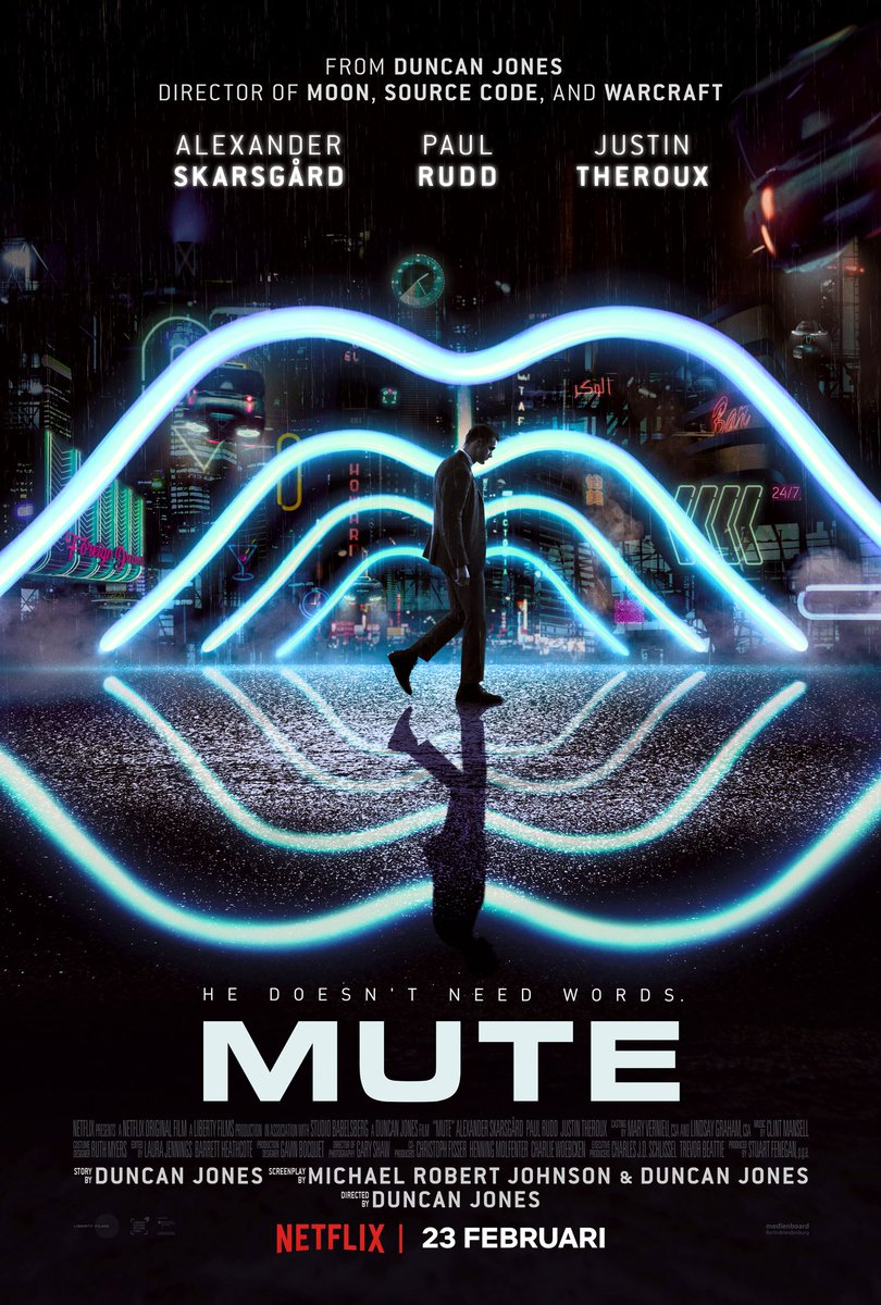 #MUTE from @ManMadeMoon premieres on Net...