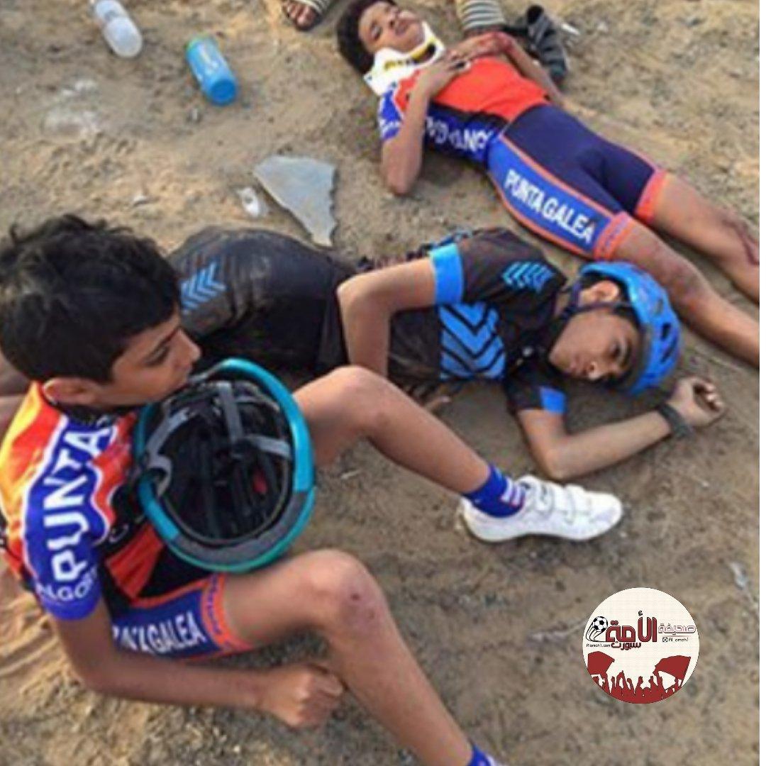 وفاة 4 أشخاص واصابة 6 من دراجي نادي الير...
